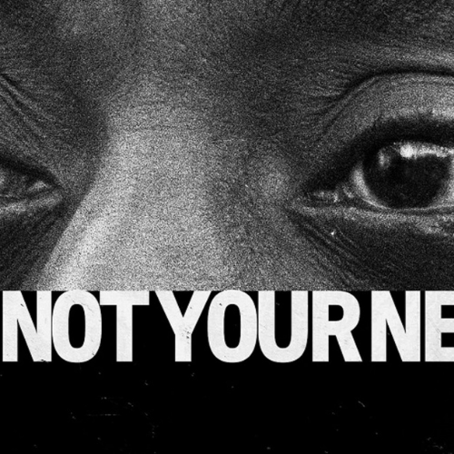 I am not your negro - Documental sobre historia negra