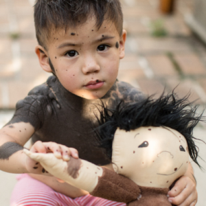 A doll like me - Muñecas diversas