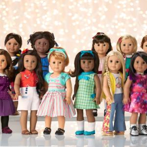 American Girl - Muñecas personalizadas para todes