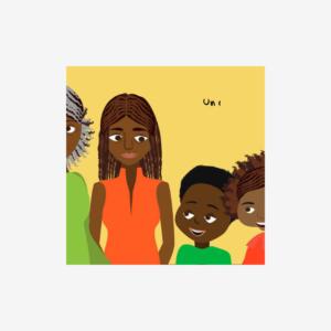 Historias contadas por la infancia Afrocolombiana - Cuento infantil
