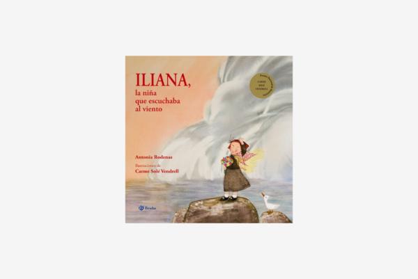 Iliana, la niña que escuchaba al viento - Cuento con valores