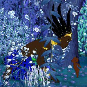 Kirikú y la bruja (HD) - Cuento animado africano con valores