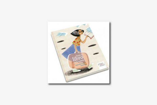 Lleva un libro en la maleta - Cuento ilustrado con valores