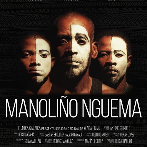 Manoliño Nguema - Documental para educar en diversidad