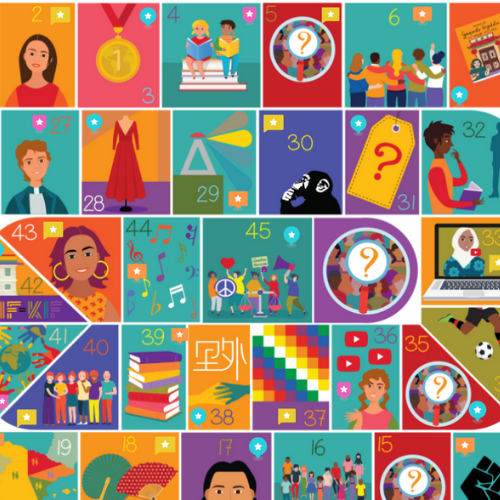 Quién es Quién - Guía educativa interactiva para la diversidad