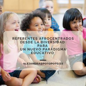 Referentes afro para la diversidad - Seminario y taller online