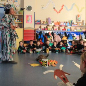 ¿Qué es POTOPOTO? - Cuentos africanos para niños - Talleres para la diversidad