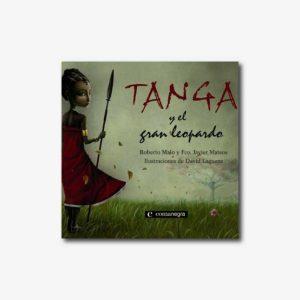 Tanga y el gran leopardo - Cuento africano para educar en valores